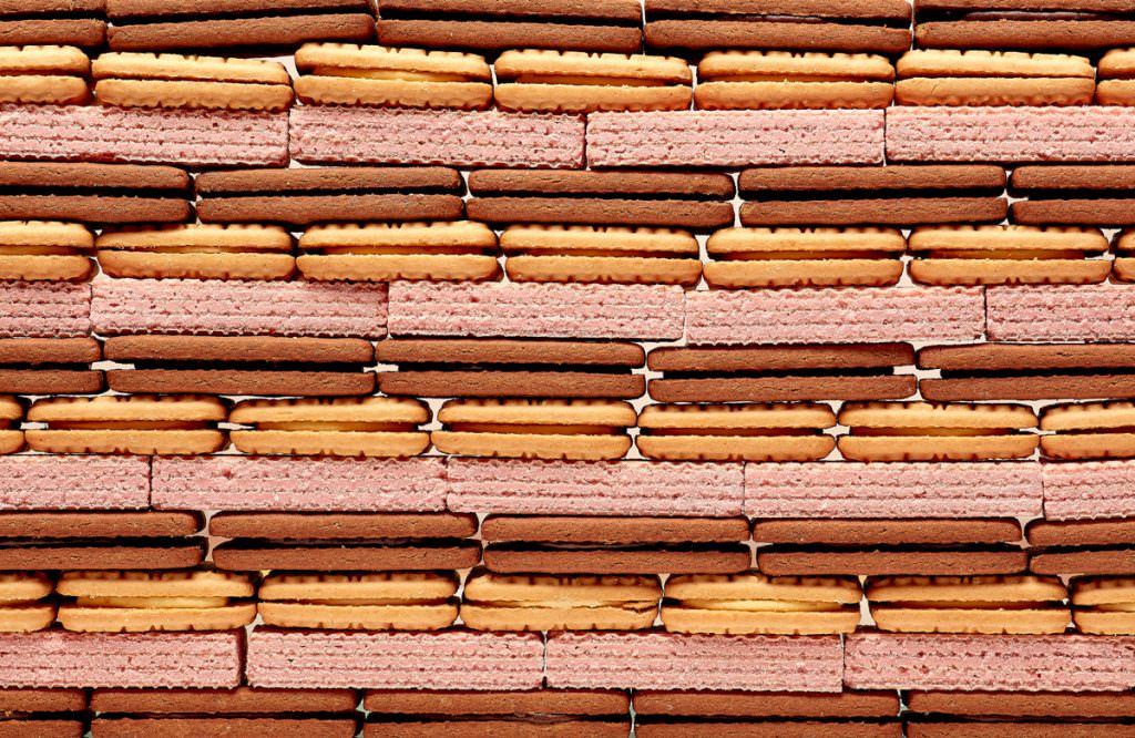 Classic British Biscuit photography